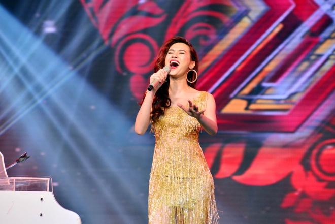 Nu sinh Minh Nhu, Truong Kieu Diem toa sang o X Factor hinh anh 5