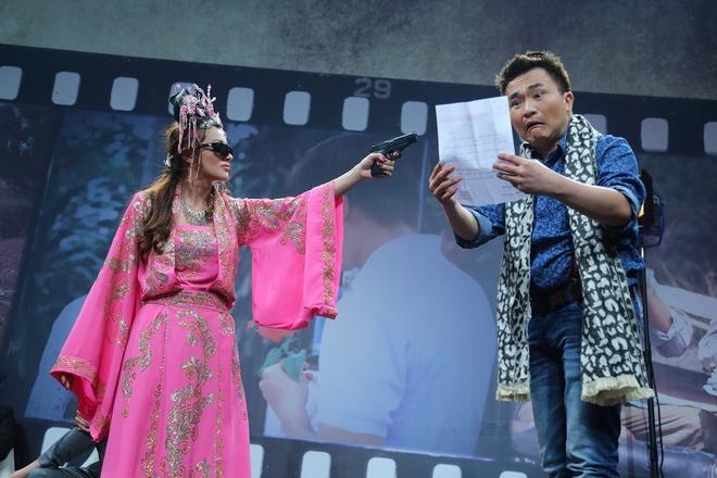 Dai Nghia: 'Khong the cai tay doi voi cu dan mang' hinh anh 1