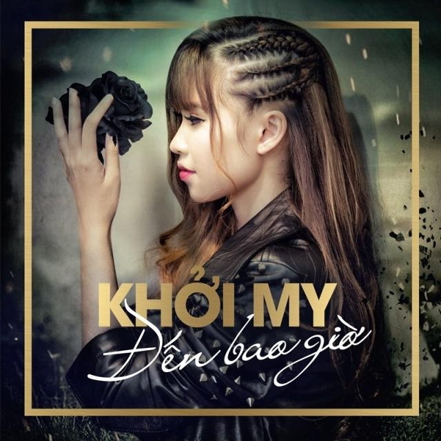 Album moi cua Khoi My danh bat Le Quyen khoi BXH Zing hinh anh 1