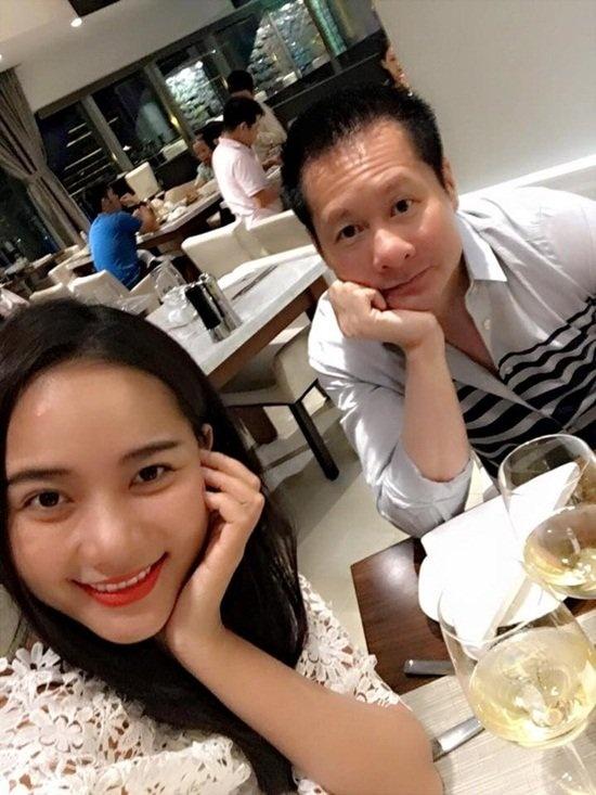 Phan Nhu Thao trai long ve cuoc hon nhan day tui hon hinh anh 1