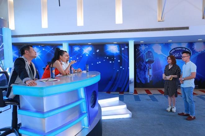 Hot boy, hot girl chua thoa man giam khao Vietnam Idol hinh anh 7