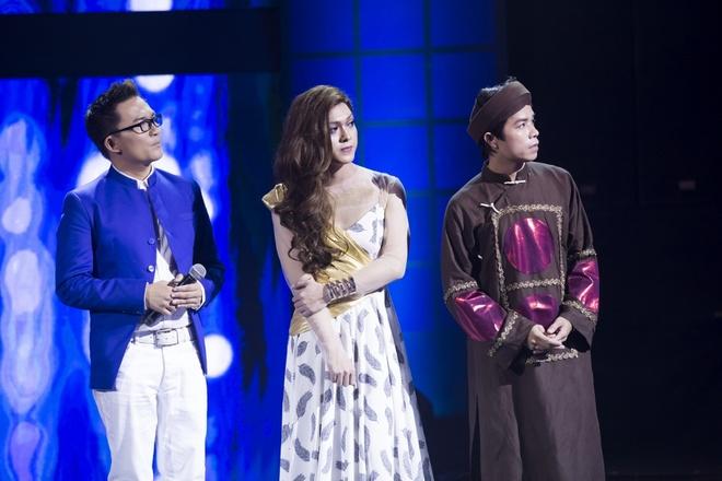 Tran Thanh goi ban sao Dam Vinh Hung la 'quai vat' hinh anh 9