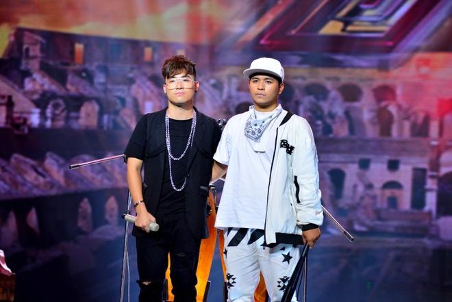Thi sinh doi Tung Duong nhat nhoa giua cac doi thu X Factor hinh anh 5