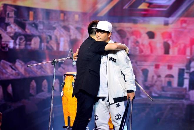 Thi sinh doi Tung Duong nhat nhoa giua cac doi thu X Factor hinh anh 13