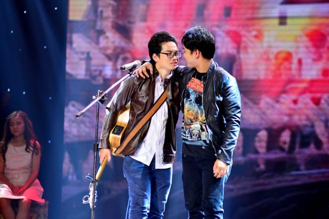 Thi sinh doi Tung Duong nhat nhoa giua cac doi thu X Factor hinh anh 11