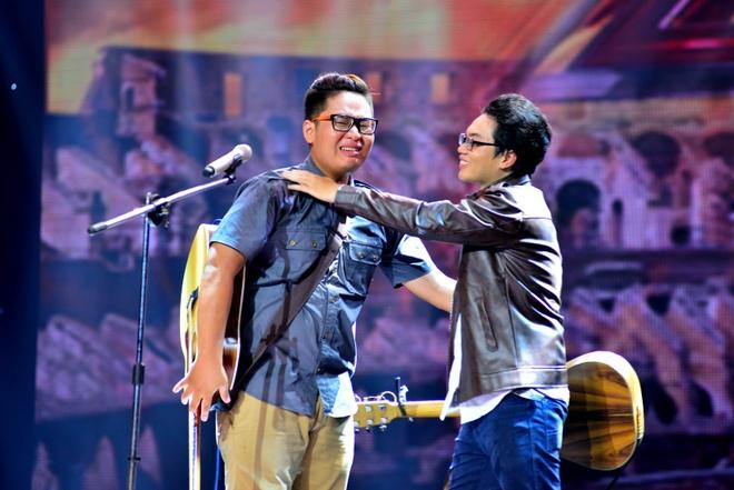 Thi sinh doi Tung Duong nhat nhoa giua cac doi thu X Factor hinh anh 7