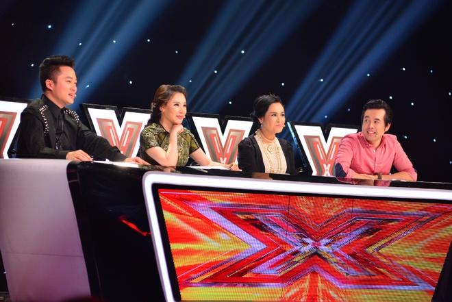 Thi sinh doi Tung Duong nhat nhoa giua cac doi thu X Factor hinh anh 1