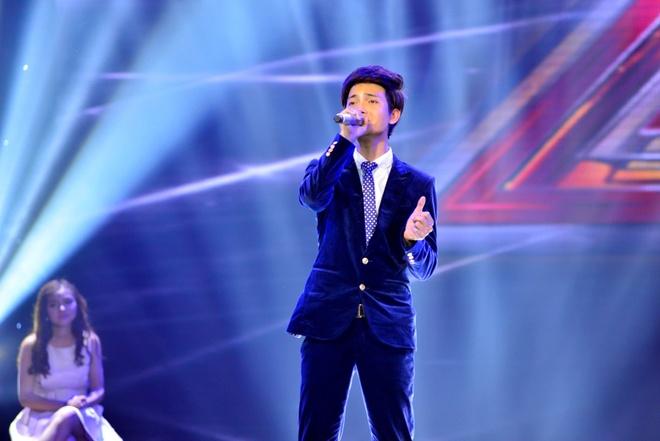 Thi sinh doi Tung Duong nhat nhoa giua cac doi thu X Factor hinh anh 3
