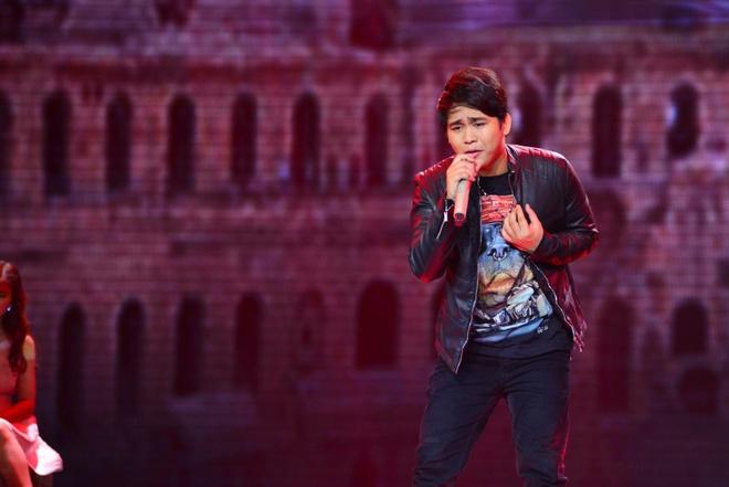Thi sinh doi Tung Duong nhat nhoa giua cac doi thu X Factor hinh anh 8