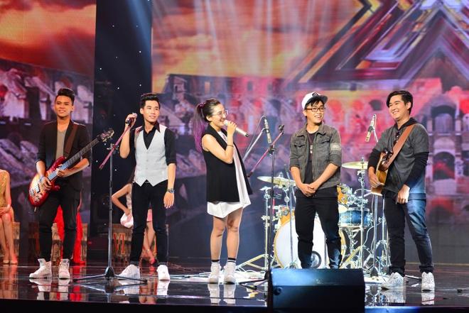 Nhom hat X-Factor: Cuoc chien can nao cua nhung tai nang tre hinh anh 1