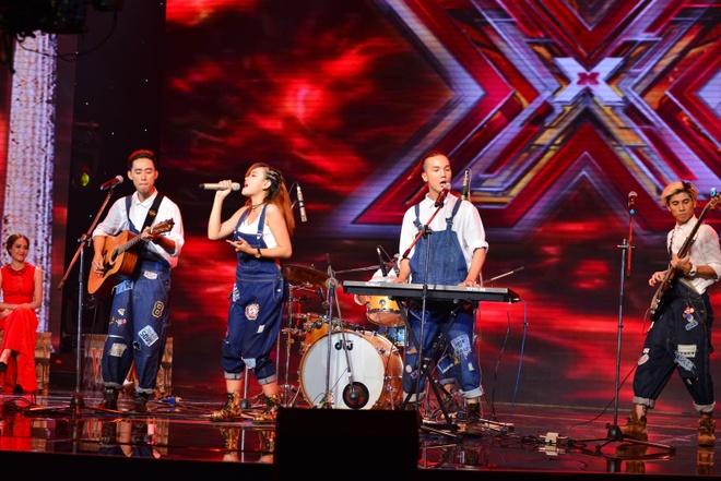 Thi sinh doi Tung Duong nhat nhoa giua cac doi thu X Factor hinh anh 14