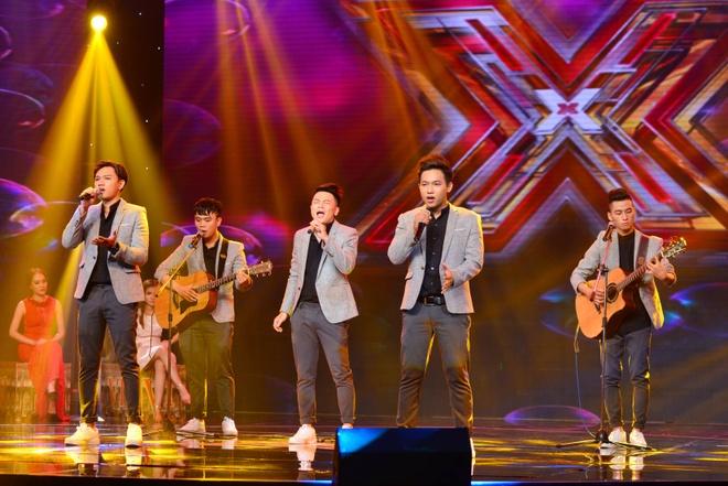 Thi sinh doi Tung Duong nhat nhoa giua cac doi thu X Factor hinh anh 16