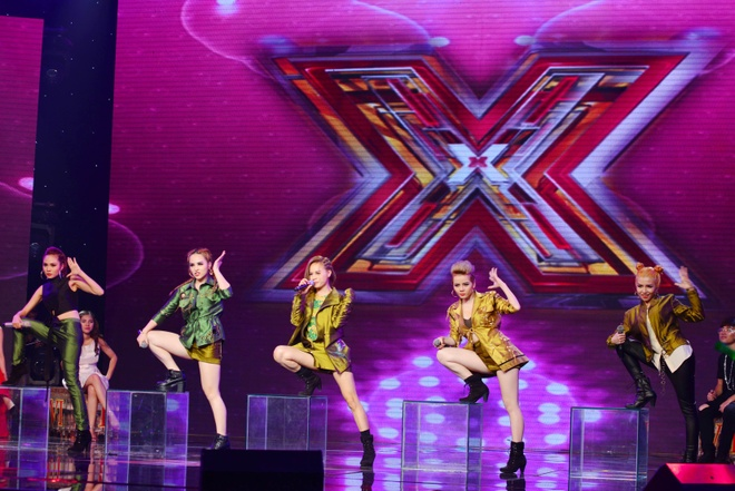 Nhom hat X-Factor: Cuoc chien can nao cua nhung tai nang tre hinh anh 2