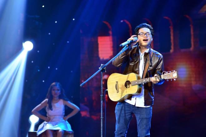 Thi sinh doi Tung Duong nhat nhoa giua cac doi thu X Factor hinh anh 10