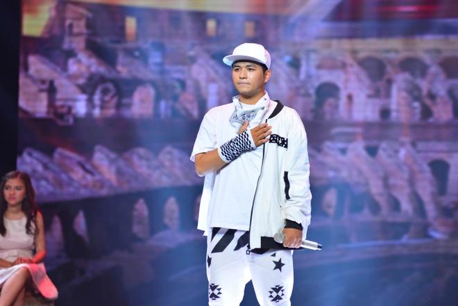 Thi sinh doi Tung Duong nhat nhoa giua cac doi thu X Factor hinh anh 12