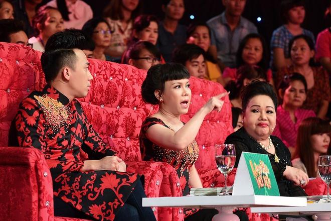 Hoc tro Hoai Linh khong trach Tran Thanh che dien hai vo van hinh anh 2