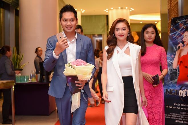 Ninh Duong Lan Ngoc dong phim ve nan ban dam trong showbiz hinh anh 1