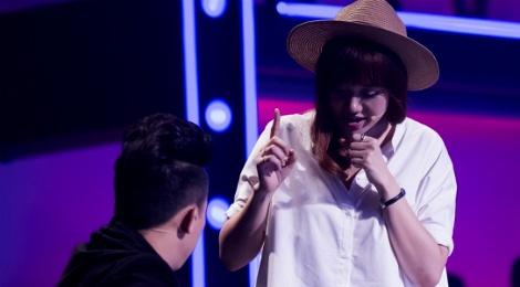 Tran Thanh ghen vi Son Tung tung an dam nam de voi Hari Won hinh anh