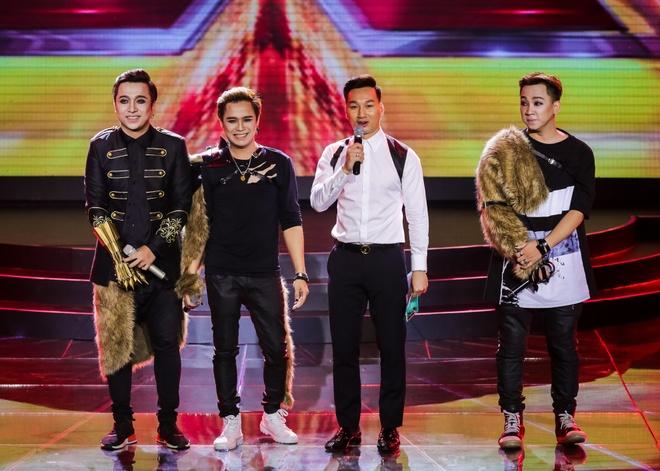 Nhom nhac cua Yanbi duoc cuu tro lai X Factor hinh anh 3