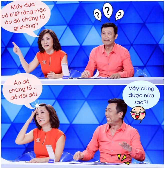 Anh che hai huoc cua Van Son - Hong Dao o Nguoi bi an hinh anh 2