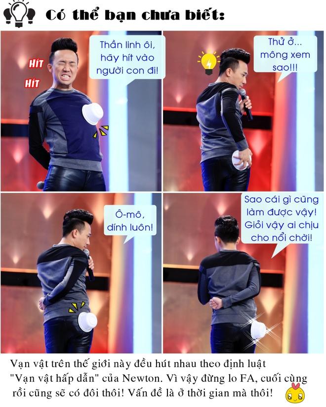 Anh che hai huoc cua Van Son - Hong Dao o Nguoi bi an hinh anh 7
