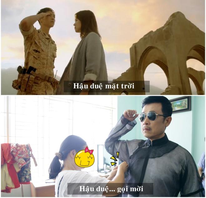Anh che hai huoc cua Van Son - Hong Dao o Nguoi bi an hinh anh 5