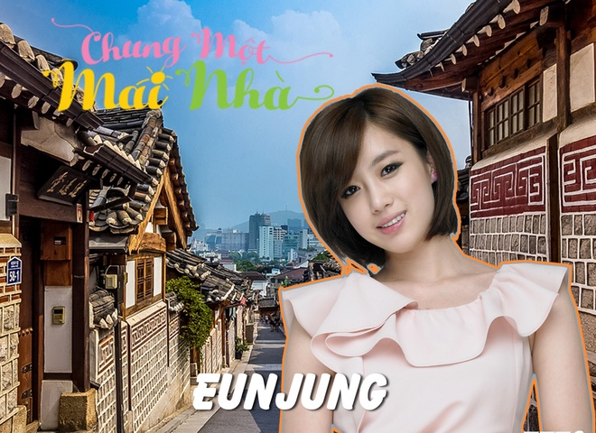 Eun Jung cua T-ara lam ke thu 3 trong phim ve gia dinh hinh anh 1