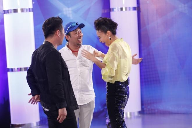 Thu Minh day thi sinh Vietnam Idol cach hat la loi hinh anh 4
