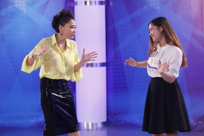 Thu Minh day thi sinh Vietnam Idol cach hat la loi hinh anh 2