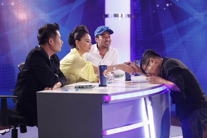 Thu Minh day thi sinh Vietnam Idol cach hat la loi hinh anh 11