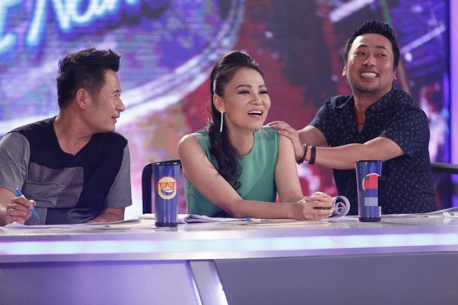 Thu Minh day thi sinh Vietnam Idol cach hat la loi hinh anh 6