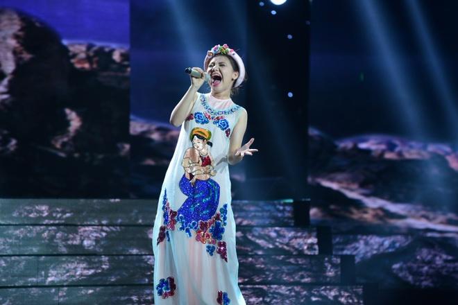 Thi sinh X Factor 'cuop hit' cua Thanh Lam, Ho Quynh Huong hinh anh 1