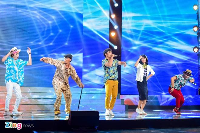 Hoc tro doi Tung Duong som bi loai o X Factor hinh anh 16