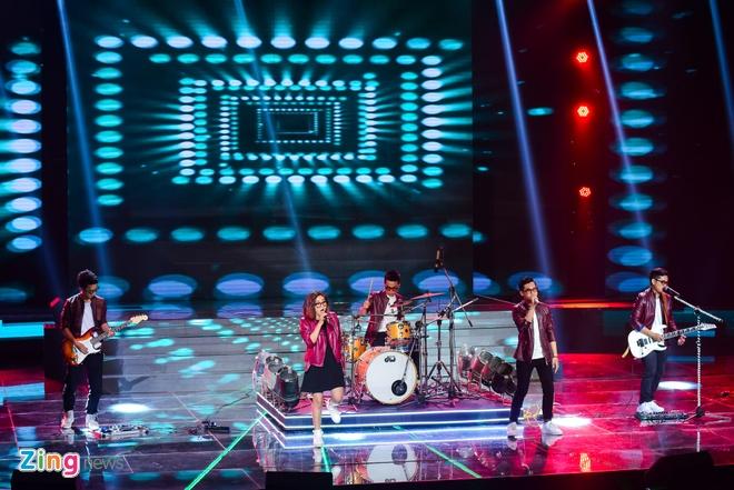 Hoc tro doi Tung Duong som bi loai o X Factor hinh anh 14