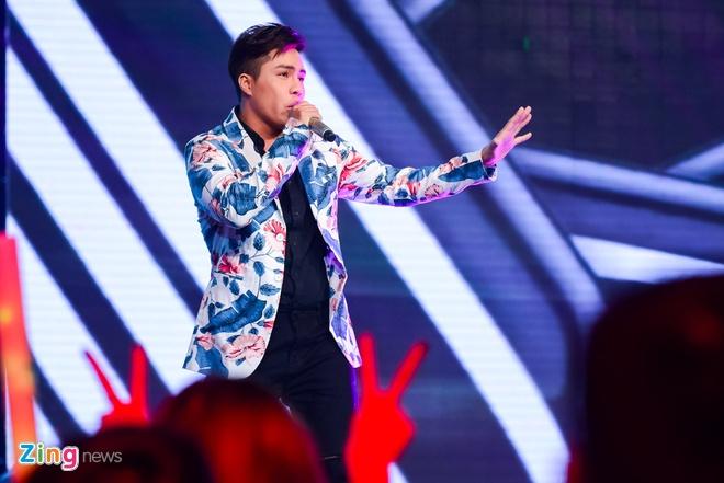 Hoc tro doi Tung Duong som bi loai o X Factor hinh anh 5