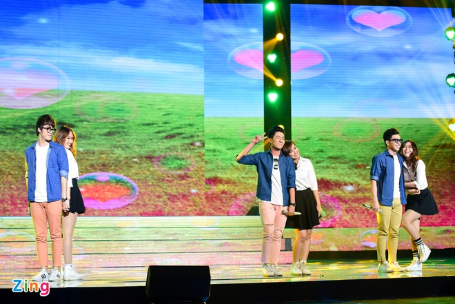 Hoc tro doi Tung Duong som bi loai o X Factor hinh anh 15