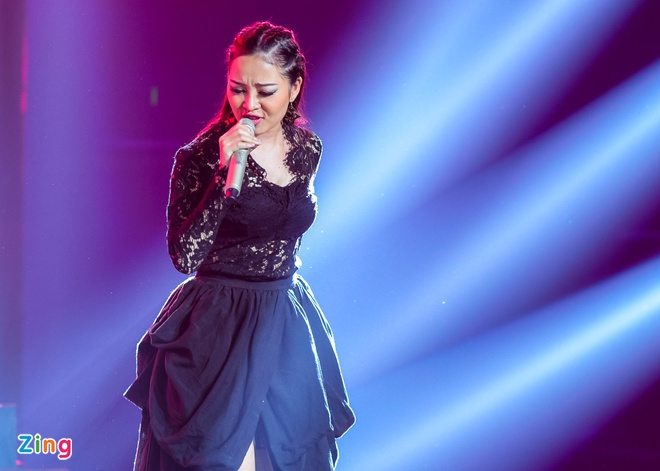 Hoc tro doi Tung Duong som bi loai o X Factor hinh anh 11
