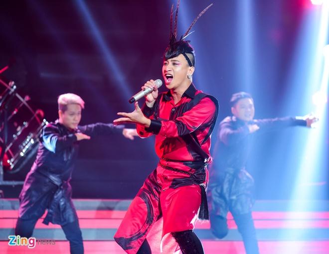 Hoc tro doi Tung Duong som bi loai o X Factor hinh anh 8