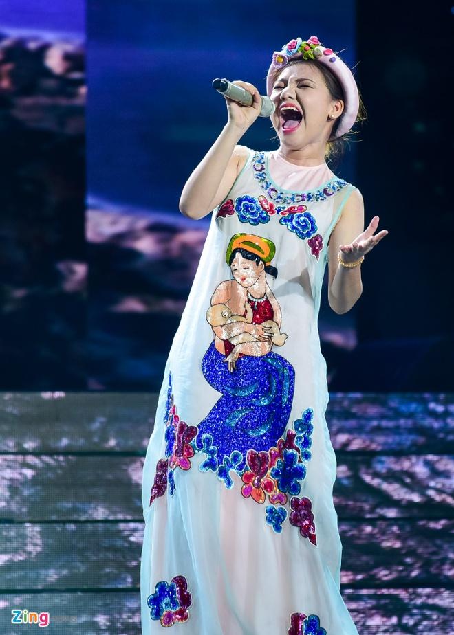 Hoc tro doi Tung Duong som bi loai o X Factor hinh anh 12