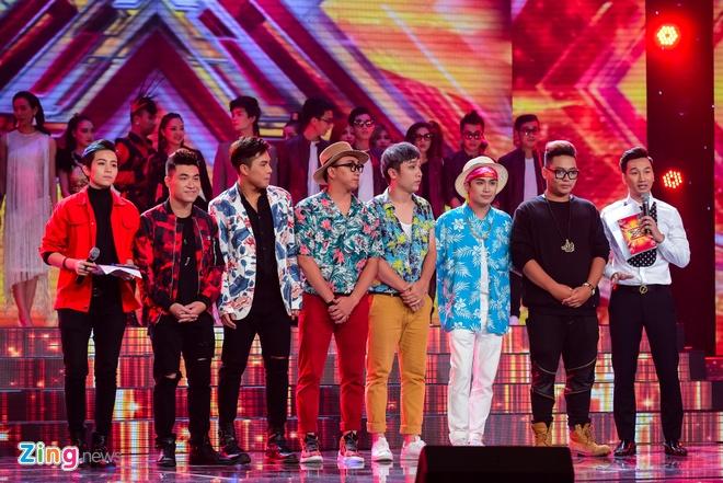 Hoc tro doi Tung Duong som bi loai o X Factor hinh anh 2