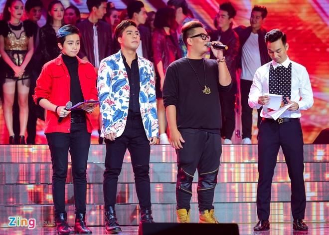 Hoc tro doi Tung Duong som bi loai o X Factor hinh anh 3