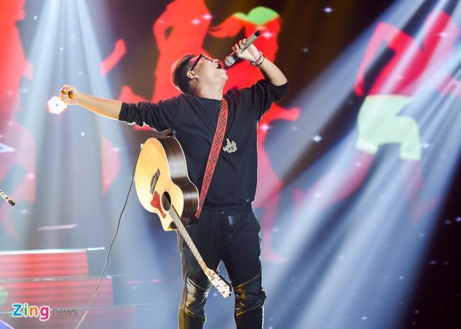 Hoc tro doi Tung Duong som bi loai o X Factor hinh anh 4