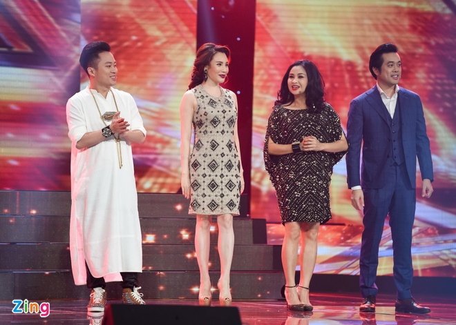 Hoc tro doi Tung Duong som bi loai o X Factor hinh anh 1