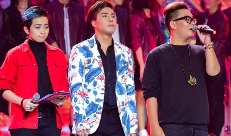 Hoc tro doi Tung Duong som bi loai o X Factor hinh anh
