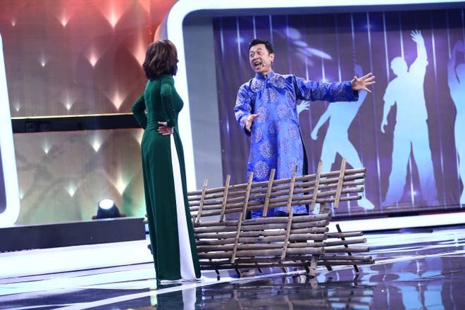 Van Son - Hong Dao treu Tran Thanh lam MC dam cuoi hinh anh 1