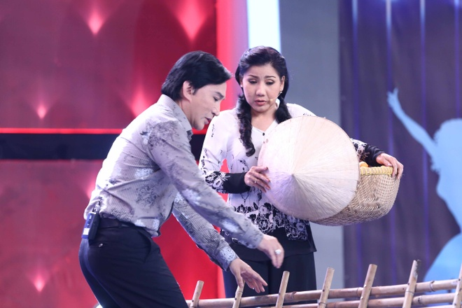 Van Son - Hong Dao treu Tran Thanh lam MC dam cuoi hinh anh 5