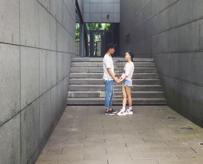 Yen Le nho nguoi yeu dien trai dong MV hinh anh 3