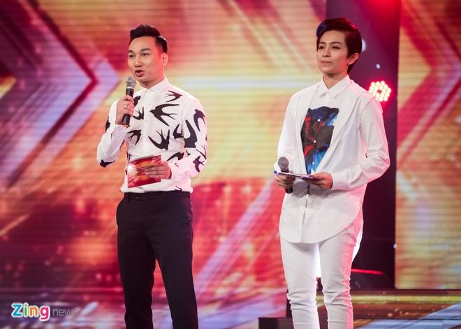 Nhom nhac cua Yanbi bi loai khoi X Factor hinh anh 16