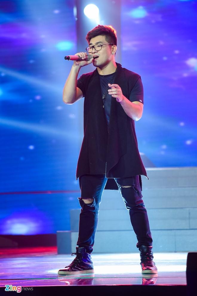 Nhom nhac cua Yanbi bi loai khoi X Factor hinh anh 14