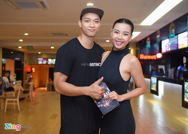 Hoa hau noi tieng Anh do di xem phim cua Lee Min Ho hinh anh 6